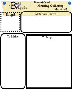morning-gathering-series-printable-materials