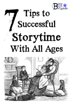 homeschool storytime