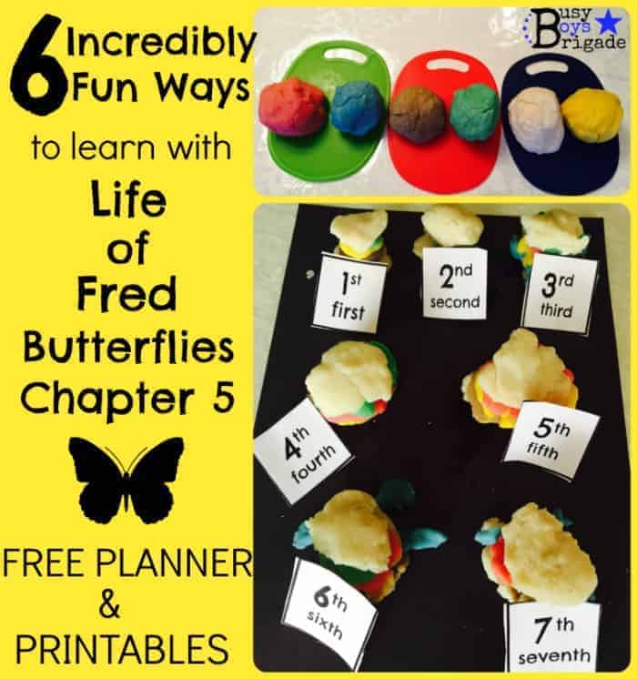 Check out these 6 incredibly fun ways to learn with Life of Fred Butterflies Chapter 5 lesson extensions.