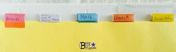 diy-storage-boxes-homeschool-folders-tabs