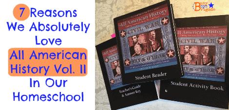 All American History Volume 2