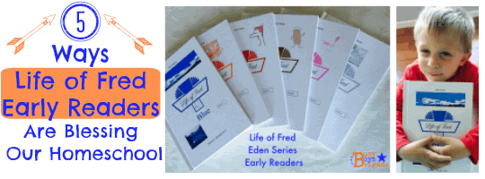 5 Ways Life of Fred Early Readers Are Blessing Our Homeschool