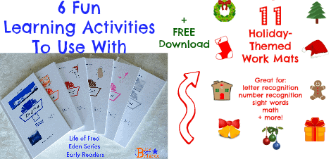 6 Fun Learning Activities To Use With Life of Fred Early Readers