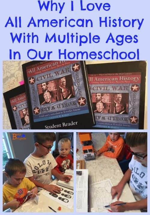 all american history multiple ages