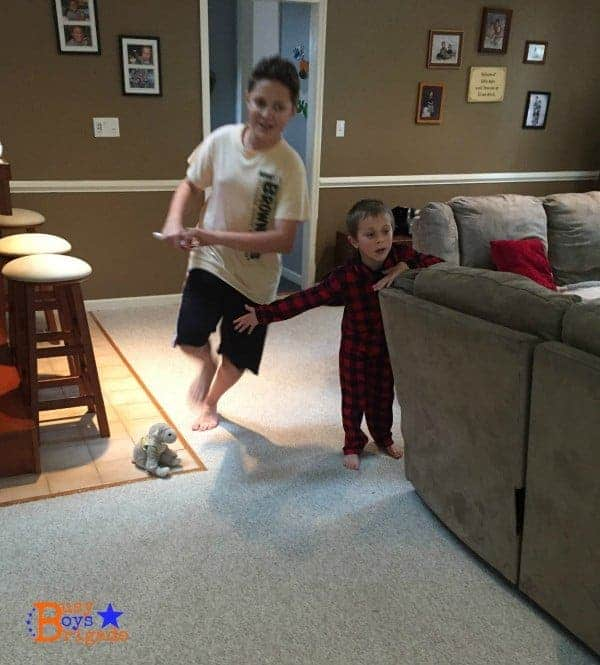 holiday learning fun candy cane relay race