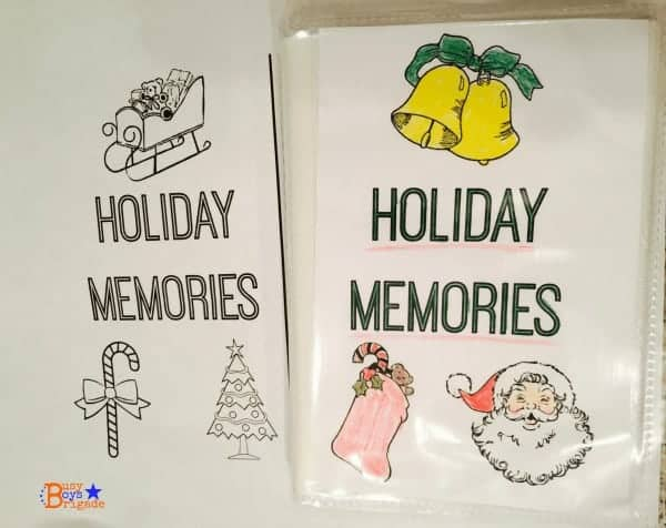 holiday learning fun memories