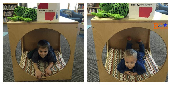 library learning fun