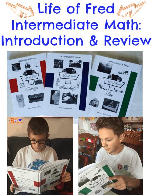 life of fred intermediate math