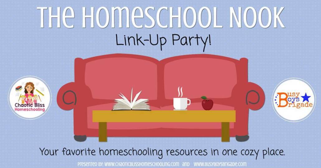The Homeschool Nook Link-Up Party #1