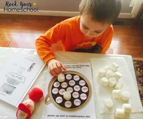 Use these 6 winter work mats for tons of learning fun with your kids.