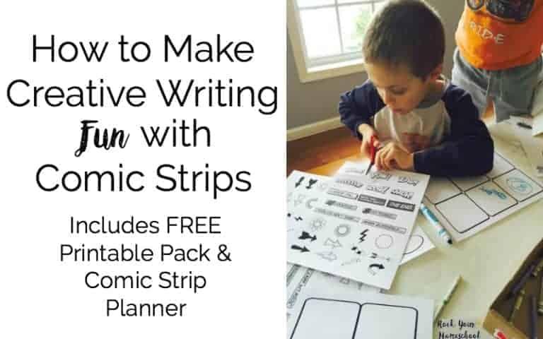 Ways to Improve Your Child's Creative Writing Skills