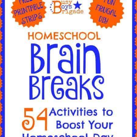 homeschool brain breaks