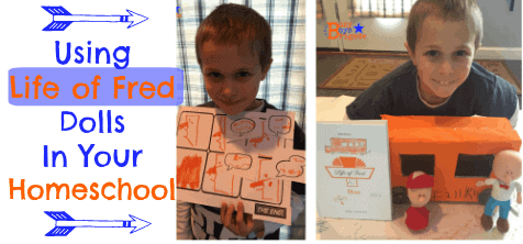 Using Life of Fred Dolls In Your Homeschool