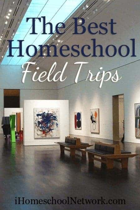 best homeschool field trips