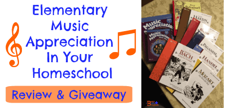 Elementary Music Appreciation In Your Homeschool