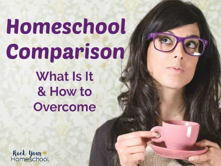 Homeschool Comparison:  What Is It And What To Do To Overcome