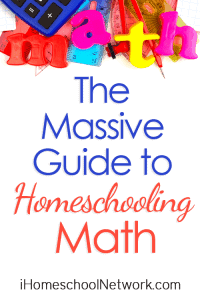 Life of Fred Intermediate Math-part of Massive Guide To Homeschooling Math