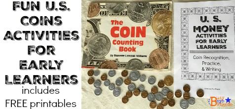 Fun U.S. Coins Activities For Early Learners