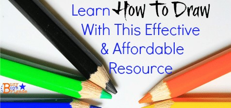Learn How To Draw With This Effective & Affordable Resource