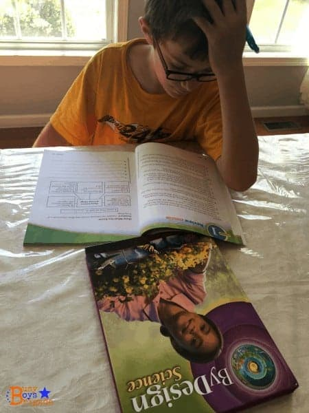 Student Science Journals used with By Design Science provide an excellent way to reinforce science principles presented in this faith-based approach.