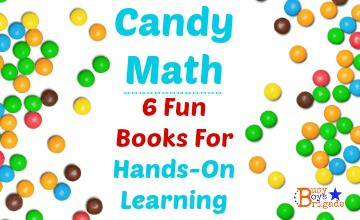 Fun Candy Math Books for Awesome Hands-On Activities