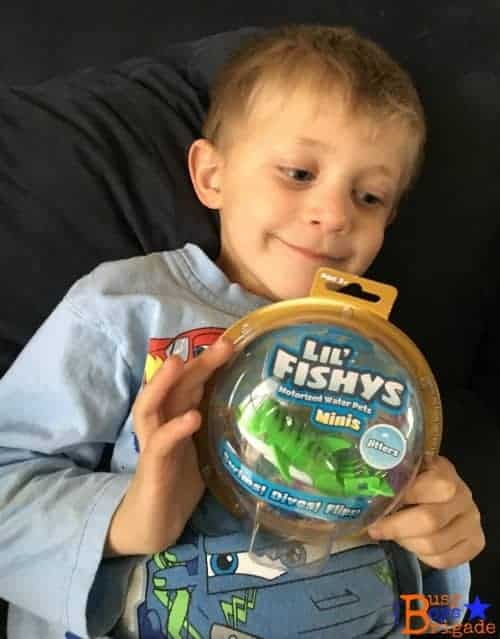 Summer learning fun is easy and affordable with Lil' Fishys.