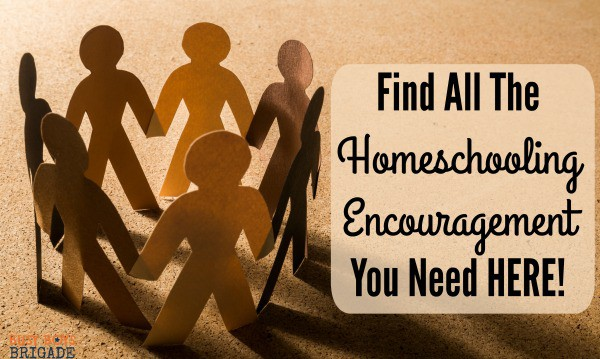 20 Days of Homeschooling Encouragement Blog Party is filled with homeschoolers helping homeschoolers find support & resources.