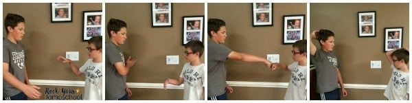 Secret handshakes can be a great way for families to have fun while practicing essential life skills.