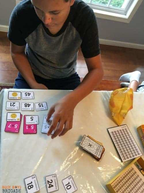 HoliMaths X game is a fun & interactive way to help your kids develop multiplication confidence while having fun.