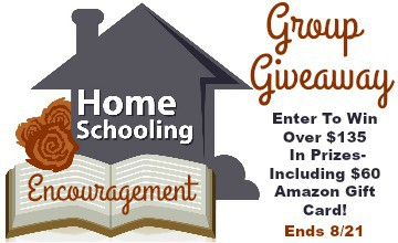Homeschooling Encouragement Group Giveaway