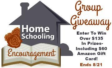 Homeschooling Encouragement Group Giveaway