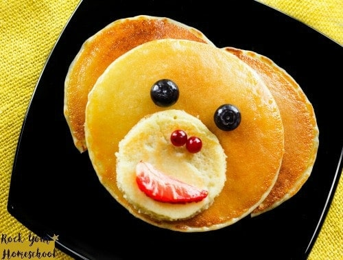 Make your back-to-homeschool first day special with a yummy breakfast!