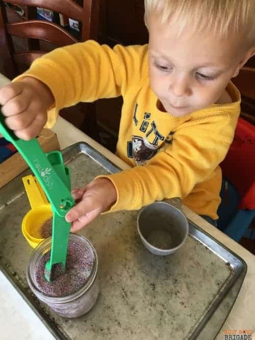 Looking for a simple yet effective way to teach homeschool middle school science? Check out Christian Kids Explore Chemistry for an affordable approach to helping your family learn.