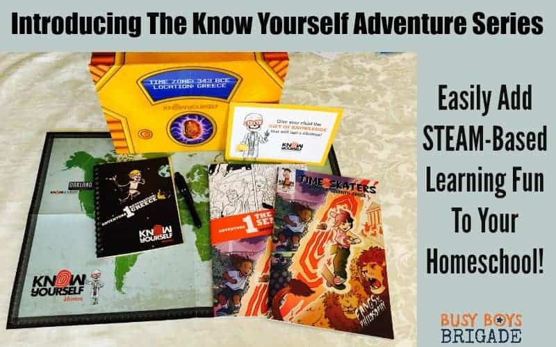 Introducing The Know Yourself Adventure Series