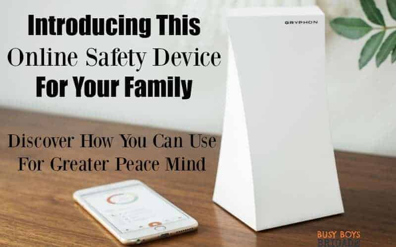 Introducing This Online Safety Device For Your Family