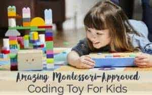 Amazing Montessori-Approved Coding Toy For Kids