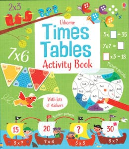 Use activity books in your homeschool to make learning fun.