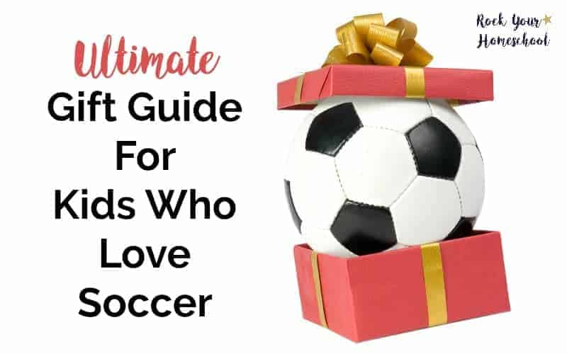 Use this Ultimate Gift Guide for Kids Who Love Soccer to help you easily find the perfect present for your soccer fans.