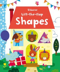Use lift-the-flap books to add fun to your homeschool day.