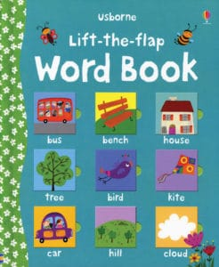 Lift-the-flap books add an element of fun to your homeschool day.