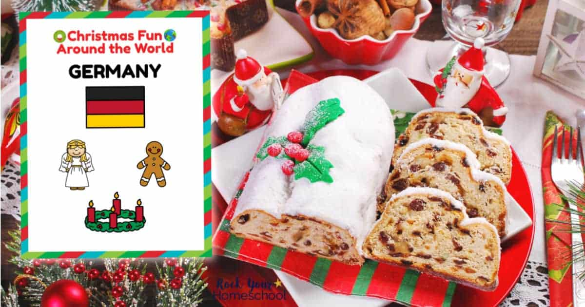Enjoy Christmas Fun in Germany with your kids using these amazing ideas & resources.