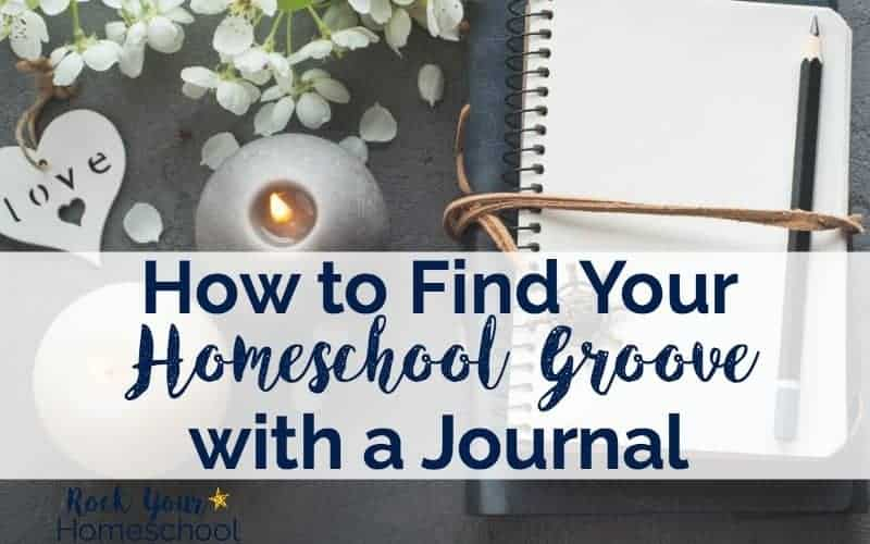 Journaling can be a powerful experience to help you & your homeschool grow! Use this free printable pack of monthly themes, weekly prompts, & inspirational quotes to get started.