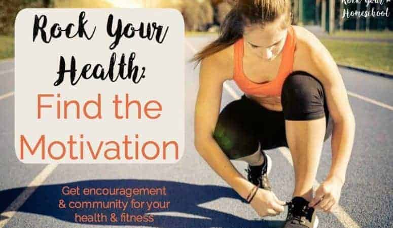 Rock Your Health: Find the Motivation