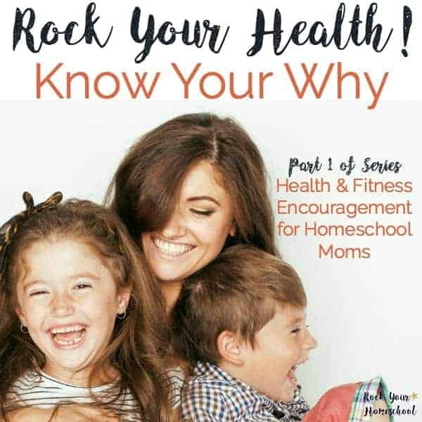If you want to Rock Your Health in 2017, you must check out Lindsey's tips & encouragement! A homeschool mom + health & fitness coach, she wants to help you Know Your Why & get you started on the healthy path.