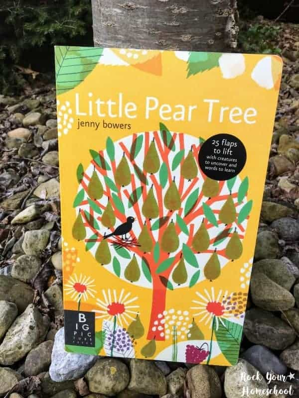 Celebrate Arbor Day with the Little Pear Tree from Candlewick Press.