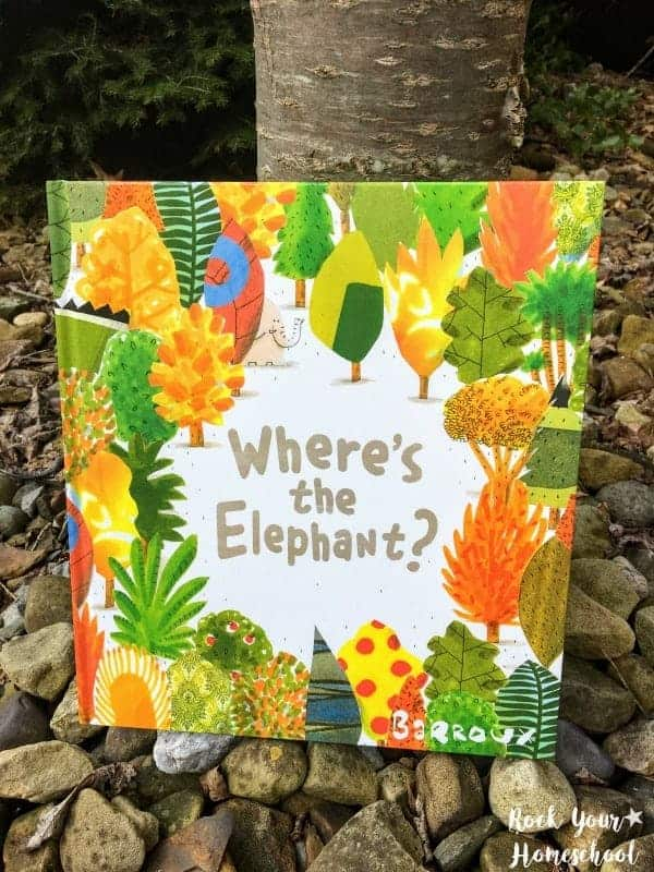 Where's the Elephant? is a fabulous book about trees from Candlewick Press.