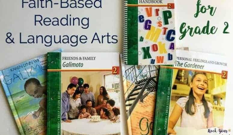 Faith-Based Reading & Language Arts for Grade 2
