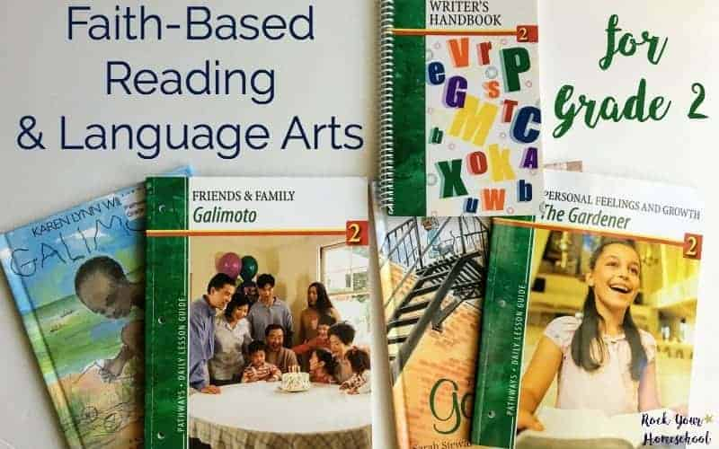 Pathways Reading & Language Arts program is a wonderful faith-based approach for your homeschool.