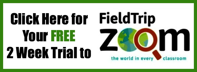 FieldTrip Zoom is a wonderful resource for homeschool families! Find out how you can use it to celebrate Arbor Day & more!
