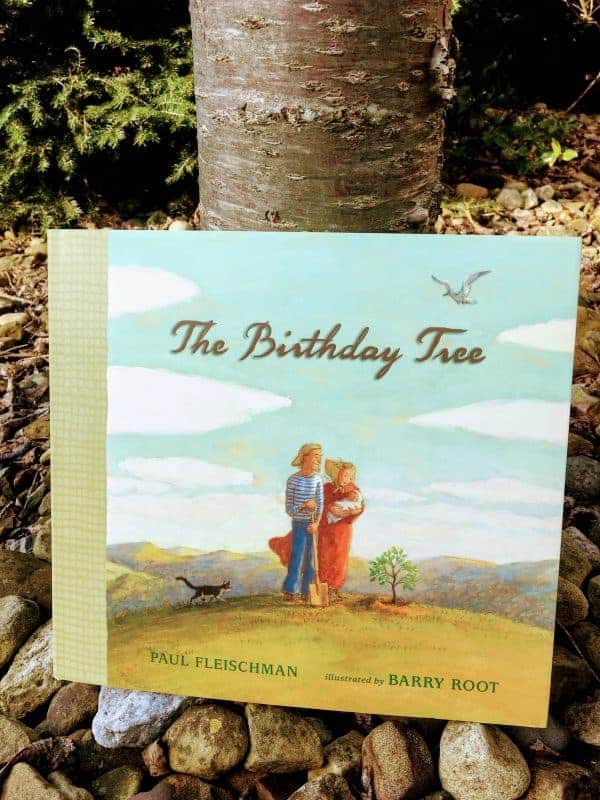 Candlewick Press has this beautiful children's book to help you celebrate Arbor Day.
